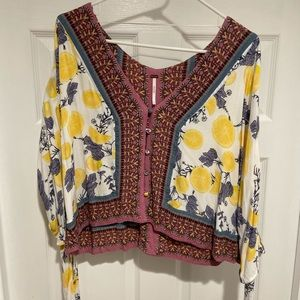 Free People Top S